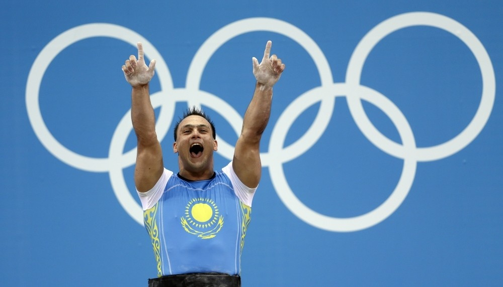 Kazakhstanu2019s Ilya Ilyin, one of the sportu2019s biggest names, has been stripped of the two Olympic gold medals he won in 2008 and 2012.