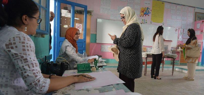 SAIED AND KAROUI TO CONTEST PRESIDENTIAL RUNOFF VOTE IN TUNISIA