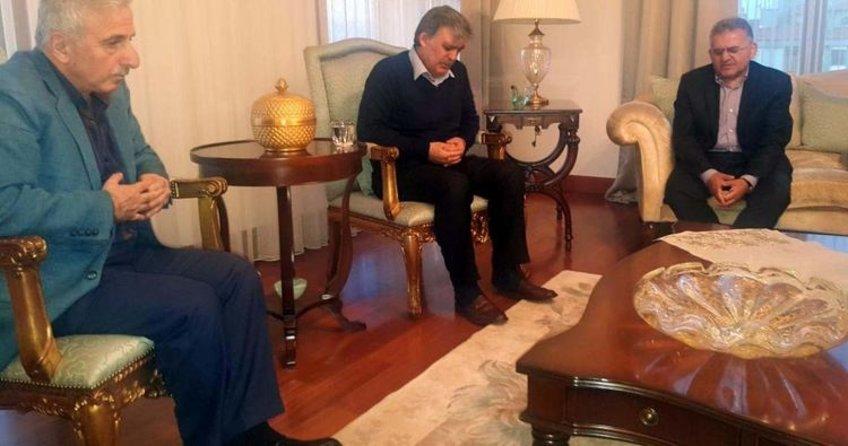 11'inci Cumhurbaşkanı Abdullah Gül'ün babasının cenazesi için hazırlıklar tamamlandı