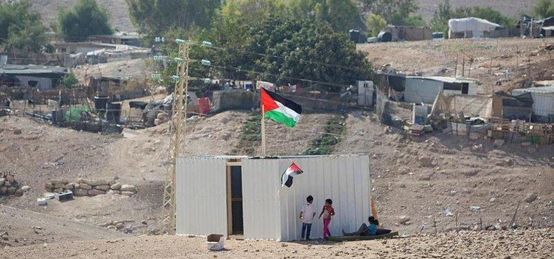 ISRAEL PLANS TO EXPEL BEDOUIN FROM NEGEV: MEDIA REPORTS