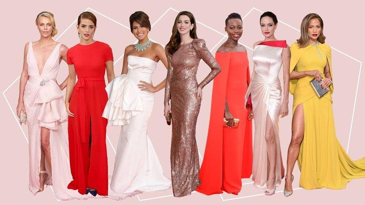 Tarihin en iyi Altın Küre elbiseleri