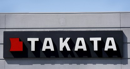 pJapan's Takata Corp on Friday agreed to plead guilty to criminal wrongdoing and pay $1 billion to resolve a U.S. Justice Department investigation into ruptures of its air bag inflators linked to...