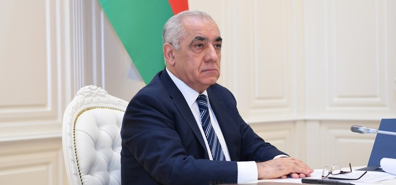 AZERBAIJAN TO PROVIDE $1M IN AID TO LEBANON AFTER BLAST