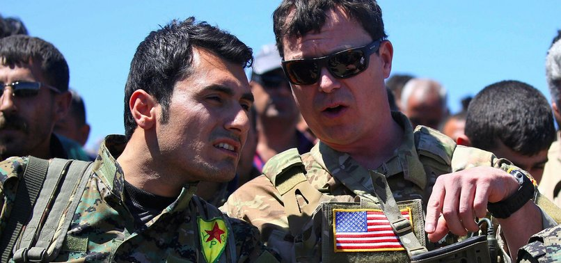 WASHINGTON TO CONTINUE BACKING KEY YPG/PKK LEADER IN SYRIA