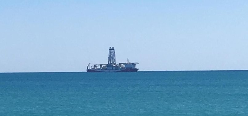 Second Turkish ship set to drill off Cyprus for oil and