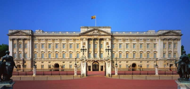 ABANDONED CAR PROMPTS POLICE ALERT NEAR BUCKINGHAM PALACE