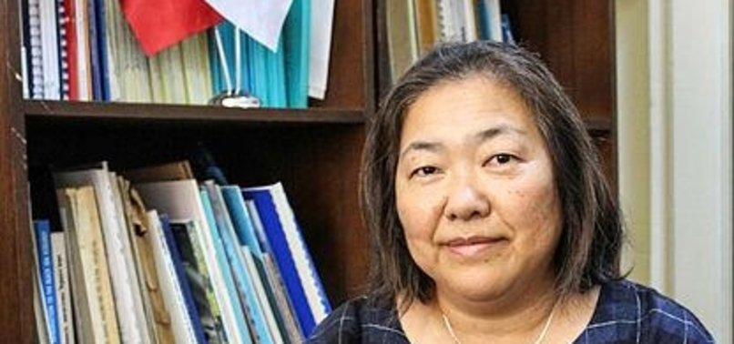 JAPANESE BIOLOGIST FEELS CLOSER TO TURKS THAN JAPANESE