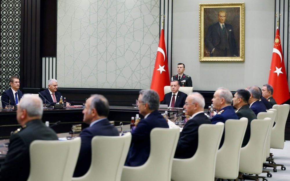 The National Security Council (MGK) during ts meeting on May 26 designated the Gu00fclenists as terrorists, a decision that is expected to be approved by the government.