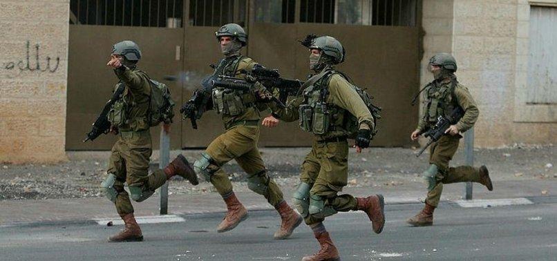 ISRAELI SOLDIERS, SETTLERS ATTACK WEST BANK SCHOOL
