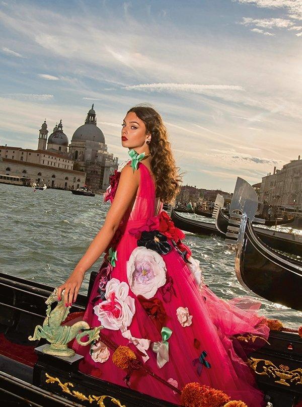 Venedik'te peri masalı
