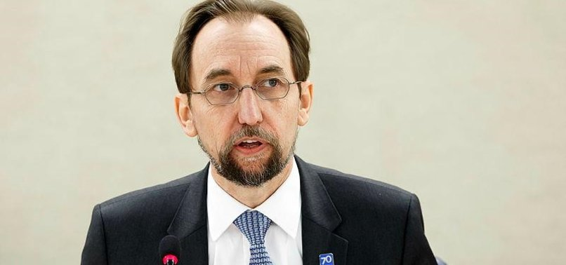 UN RIGHTS CHIEF ATTACKS EU AND US OVER MIGRANTS AND DREAMERS