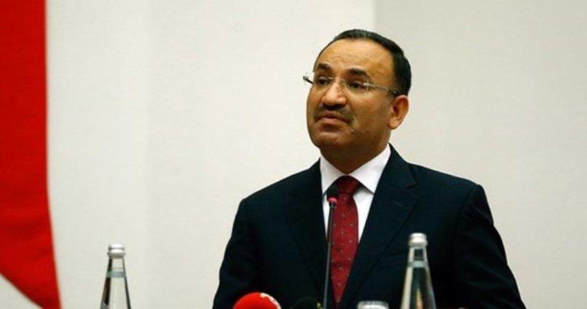 Adalet Bakanı Bekir Bozdağ'dan flaş açıklama