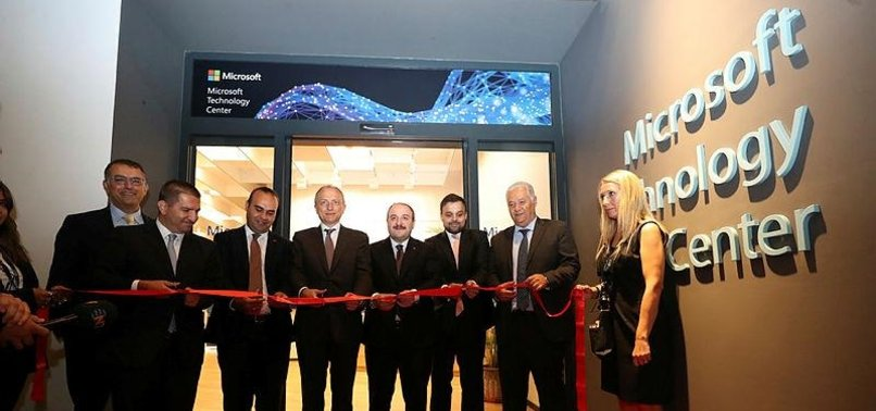 MICROSOFT TECHNOLOGY CENTER OPENS IN ISTANBUL