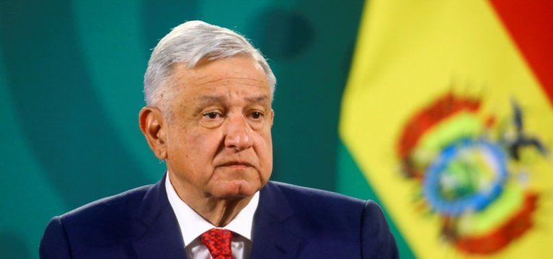 MEXICOS PRESIDENT WANTS TO BE INJECTED WITH ASTRAZENECA VACCINE