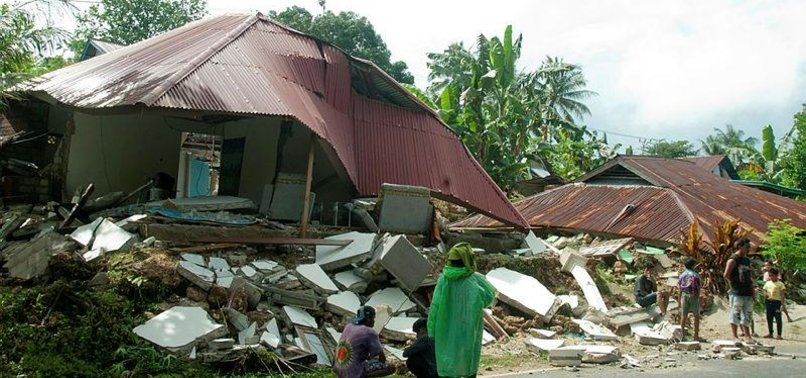 DEATH TOLL FROM INDONESIA QUAKE RISES TO 30