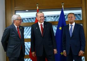 Cumhurbaşkanı Erdoğan'ın AB temaslarıyla ilgili flaş haber