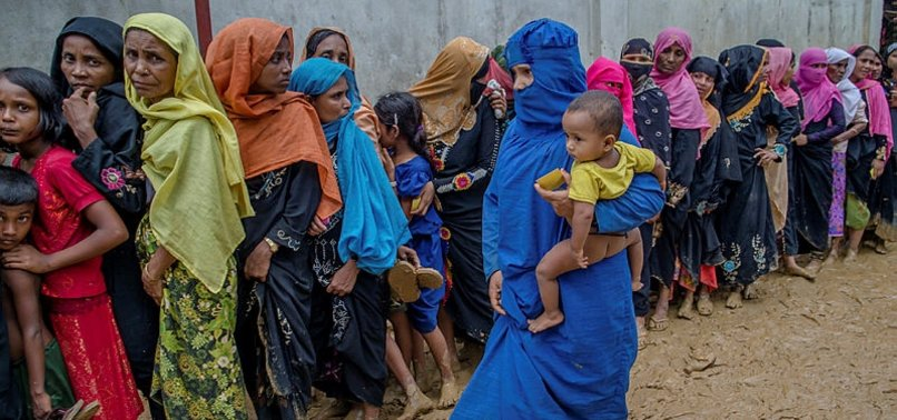 DISPLACED WOMEN FACE MORE SURVIVAL HARDSHIP ACROSS WORLD