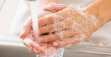 'Wash hands to ward off virus, but use moisturizers to protect skin'