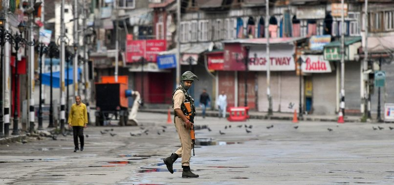 PAKISTAN REPEATS DEMAND FOR UN INTERVENTION IN KASHMIR