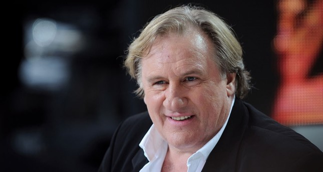 French actor Gerard Depardieu to attend Antalya Film Festival