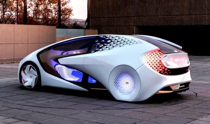 Toyotau2019s Concept-i