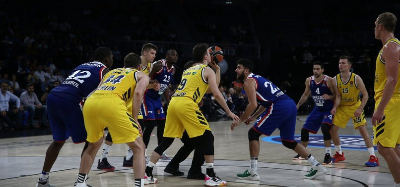 ANADOLU EFES TOPPLE ALBA BERLIN IN EUROLEAGUE