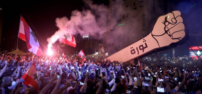 EMERGENCE OF 2019 WAVE OF UPRISINGS IN ALGERIA, SUDAN, LEBANON AND IRAQ SHOWS ARAB SPRING DID NOT DIE - EXPERT