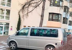 Merkel beslemesi Zekeriya Öz'ün Almanya'daki ini