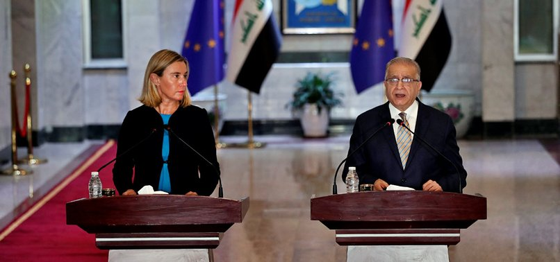 EU FOREIGN POLICY CHIEF MOGHERINI CAUTIONS AGAINST DANGEROUS ADVENTURES IN MIDDLE EAST