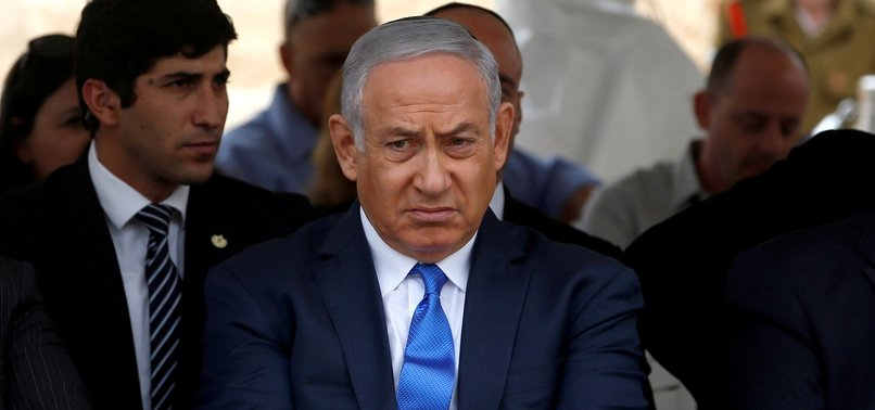 ISRAELI PM NETANYAHU INDICTED FOR BRIBERY, FRAUD AND BREACH OF TRUST -  ATTORNEY GENERAL