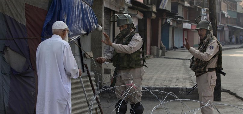 UN DEEPLY CONCERNED OVER INDIAS ACTIONS ON KASHMIRIS