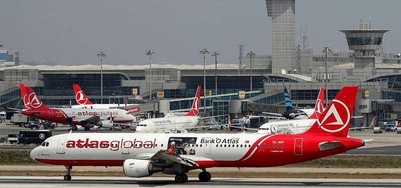 TURKEYS ATLAS GLOBAL AIRLINES FILES FOR BANKRUPTCY