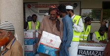 Turkey distributes Ramadan aid across Pakistan