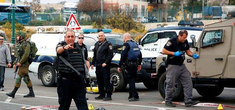 JEWISH SETTLERS DAMAGE PALESTINIAN PROPERTY IN W. BANK