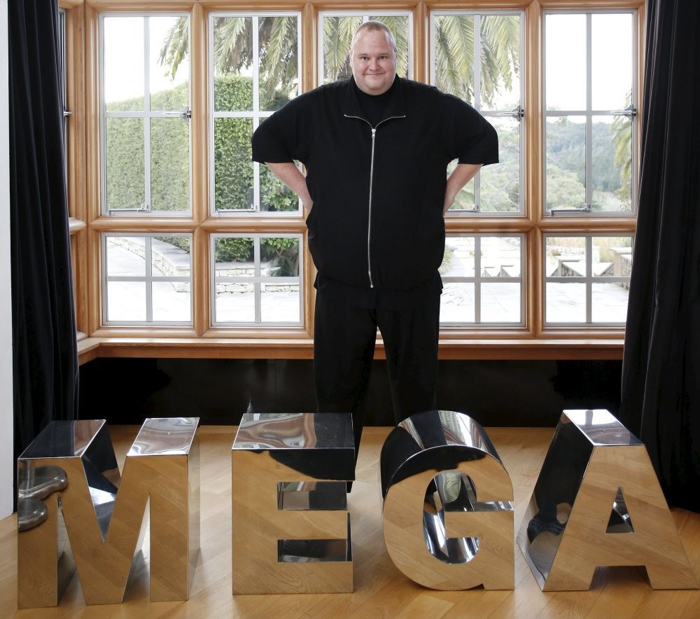 Kim Dotcom is fighting extradition to the U.S. on charges that could see him and three other Megaupload founders jailed for up to 20 years.
