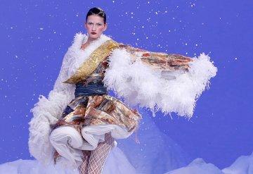 Guo Pei Haute Couture İlkbahar/Yaz 2020