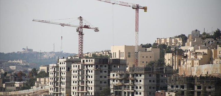 İsrail Doğu Kudüs'te 464 yasa dışı konut inşa edecek