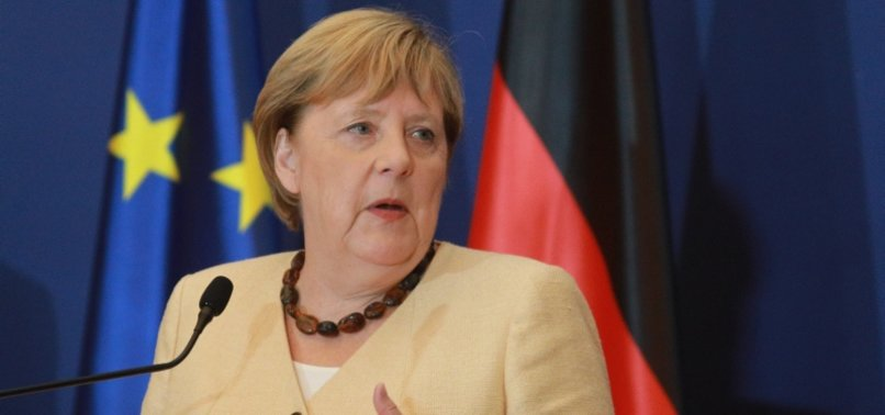 EUROPEAN-WIDE SURVEY FINDS RESPECT FOR MERKEL, FEARS FOR THE FUTURE