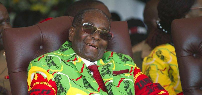 ZIMBABWES MUGABE LEFT BEHIND $10 MILLION, SOME PROPERTIES