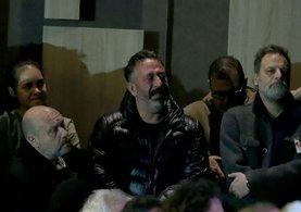 Cem Yılmaz, Erdal Tosun'un cenazesinde gözyaşlarını tutamadı
