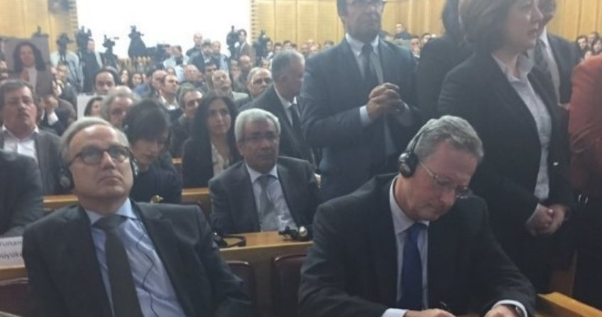 15 Temmuz'un kayıp ülkeleri HDP grup toplantısında ortaya çıktı!