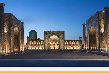 İpek Yolu'nun kalbi Özbekistan ve tarihi eserleri