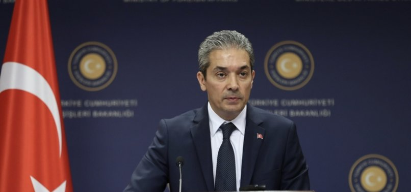 TURKEY DENIES HARASSING COPTER WITH GREEK DEFENSE CHIEF