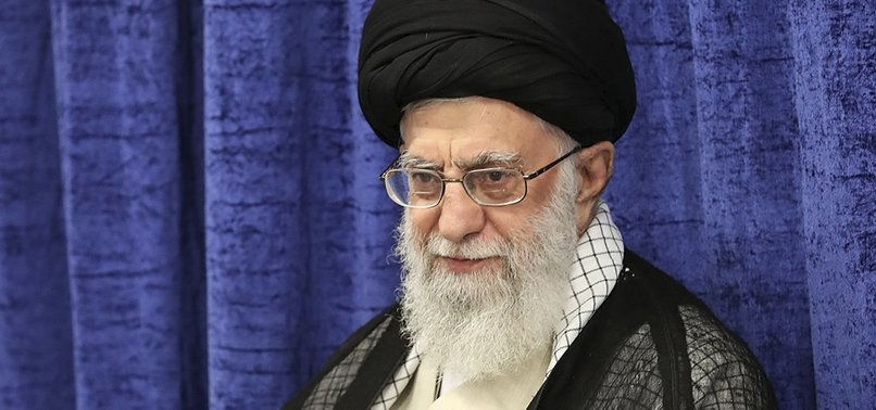 THERE WILL BE NO WAR WITH US, IRANS SUPREME LEADER KHAMENEI SAYS