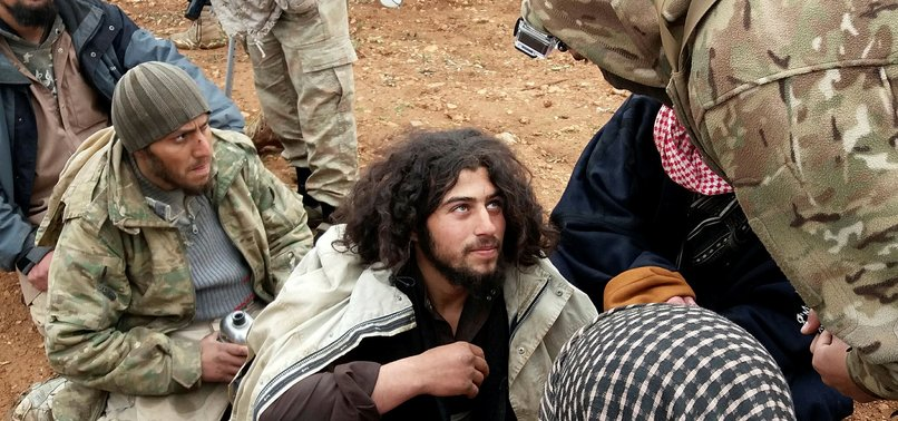 DAESH TERRORISTS CAPTURED BY SYRIAN OPPOSITION FIGHTERS ADMIT COOPERATION WITH ASSAD REGIME