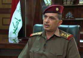 Irak Genelkurmay Başkanı Ganimi Türkiye'ye geldi