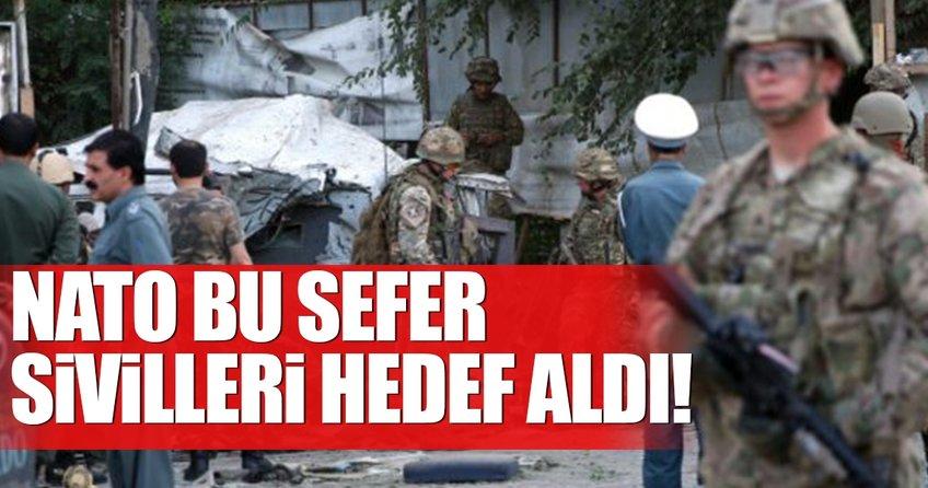 Afganistan'da NATO'nun sivilleri vurduğu iddia edildi