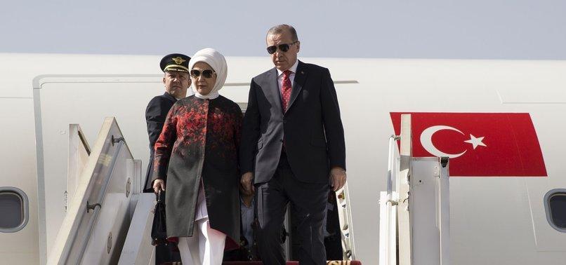 PRESIDENT ERDOĞAN'S UPCOMING FRANCE VISIT TO BOOST BILATERAL TIES