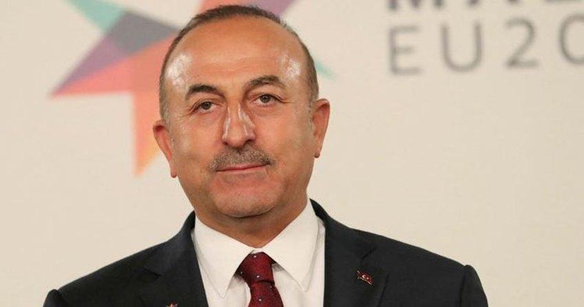 Dışişleri Bakanı Mevlüt Çavuşoğlu: O adamı geri çekin