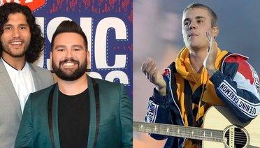 Justin Bieber ve Dan+Shayin Yeni Projesi!